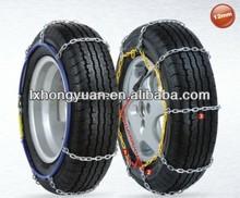 Snow chains KL12mm for Passenger car, anti-skid chain,tire chain