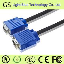 15PIN VGA to VGA Cable for Monitor Computer
