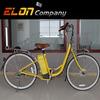 electric dirt bike with front wheel motor 180-500W (E-TDH08B 26inch yellow)