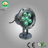 2014 HOT SALE Stainiess steel IP68 6W Led underwater lights with 2 years warranty