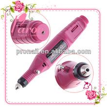 Mini Portable Electric Nail Drill With 6 Nail Drill Bits Nail Drill