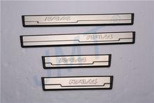 Classic Hot Sale! OEM/Original Door Sill Plate forToyota RAV4 2013