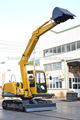 nuevo de alta calidad de piezas de hyundai amz xy90 9 clawer toneladas hidráulica a largo brazo de la excavadora