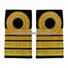 Captain shoulder straps   ROYAL NAVY CAPTAINS EPAULETTES   Merchant Navy / Epaulettes / Deck Officer Epaulettes