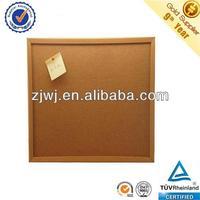 45x60cm Wooden frame memo board cork notice board