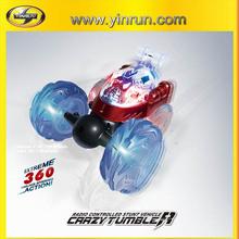 customized OEM plastic wireless radio control toys 10051 trans robot powerful rc car