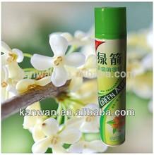 Kanwan long lasting flavor aerosol room air freshener spray