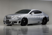 Body Kit For Bentley Continental GT ~07 W Style Auto Car Bumper FRP+Carbon body kit