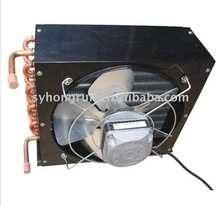 copper tube aluminum fin Air cooled heat exchanger