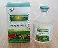 La ivermectina 1% + clorsulón 10% de inyección de uso veterinario