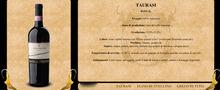 Taurasi Reserve 2006 DOCG wine