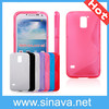 S Shape Design Cell Phone Case For Samsung Galaxy S5