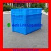 Heavy Duty Stacking 50kgs Plastic Fruit Transport Crates