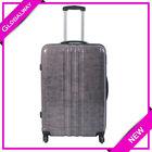 Purple Hard Beauty Shell Printed Cabin Size Handle Luggage Laptop