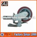 Alta qualidade ajustável andaimes Heavy Duty roda de mamona com freio