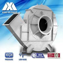 Wear resistant Backward Industrial boiler Induced draught fan