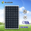high efficiency solar panel frame plastic