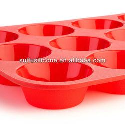 Silicone Bakeware,Muffin Pan,Cupcake Pan