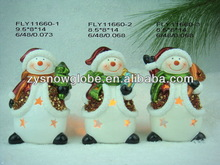 Hotsale Ceramic Santa gifts