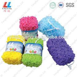 high density seaweed car cleaning sponge