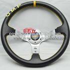 14 inch steering wheel PVC for racing car 350mm