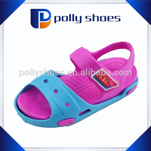 EVA soft material clog sandalsfor boy feet sandal kids