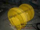 Komatsu bulldozer Shantui Bulldozers Idler roller ass'y 16Y-40-03000