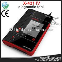 Launch X431 IV Auto Scanner X431 GX4 X-431 Master Update Version Support 12V/24V