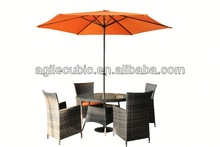 outdoor rattan k.d. sofa