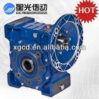 90 Degree Mini RV Type Worm Wheel Gearbox for Conveyor