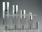 Cosmetic Airless Plastics Bottles with Alu (JS-A)