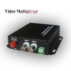 2 channel Analog video signal bnc coaxial VGA RS422 data hdmi to fiber optical converter