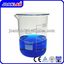 JOAN lab glass beaker with logo