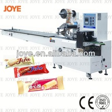 Pillow Type Small Egg Roll Biscuit Packing Machine JY-300/DXD-300