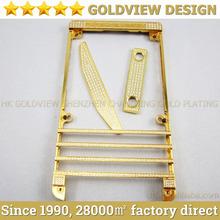 For Blackberry Porsche Design 9981 Full Housing Cover Gold Replacement,housing cover for blackberry curve 9300