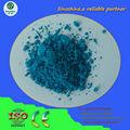 Co Cr Al de pavo real de cerámica azul - azulejo de cerámica de los pigmentos