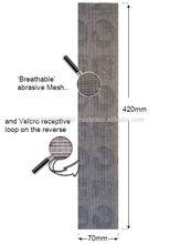 Open Mesh Abrasive Sheet 70x420MM