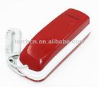 cheap mounted mini telefon , wall mount small telephone set