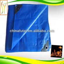 fire retardant tarps flame resistant heavy duty blue poly tarps manufacturer dump truck fabric tarps