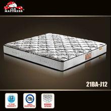 2014 luxury pocket spring mattress coconut coir crib baby mattress 21BA-J12