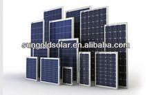 OEM los precios de los paneles solares flexibles --- Factory direct sale