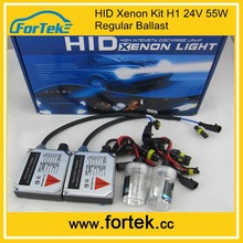 Wholesale Car Headlight 55W HID Kit Regular Xenon Conversion Kit H1 24V AC for Honda Odyssey