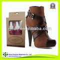 Geao del agua de pruebas de aerosol de gamuza de cuero de gamuza& nubuck zapatos de uso