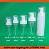 50ml 60ml 70ml 100ml 150ml 200ml foamer bottle with foaming pump, foamer pump bottle, plastic cosmetic foam spray pump bottles