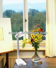 Portable Plastic Led Solar Table Reading Lamp