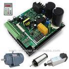 Hot sale single phase input 750W AC motor vfd inverter drive