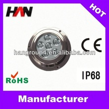 High quality 12v underwater led lights for small fountains