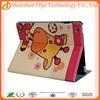 2014 hot selling animal shape case for ipad,custom design animal shape case for ipad mini with stand function