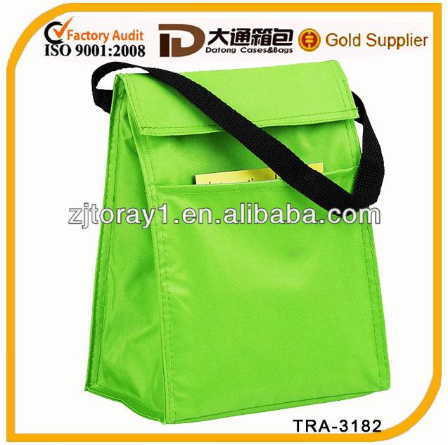promotional portable insulated cooler bag bottle cooler bag