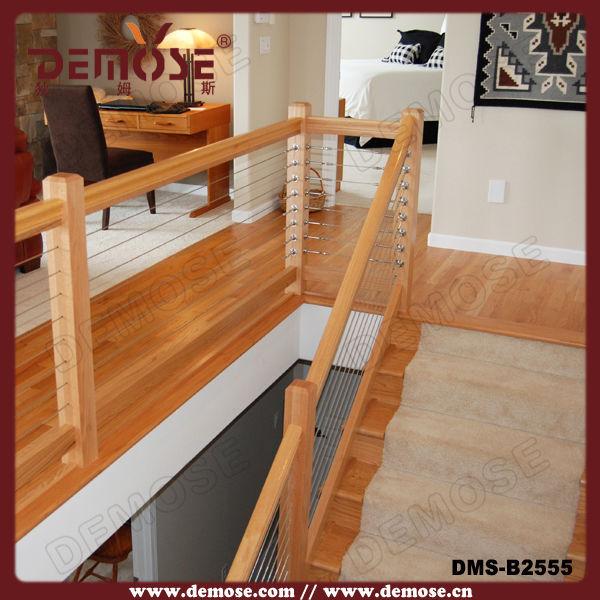 Int rieur escalier en bois garde corps int rieur bois for Garde corps bois interieur